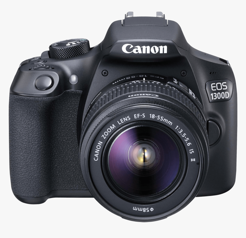 Download Canon Png Pic - Canon 1300d Camera, Transparent Png, Free Download