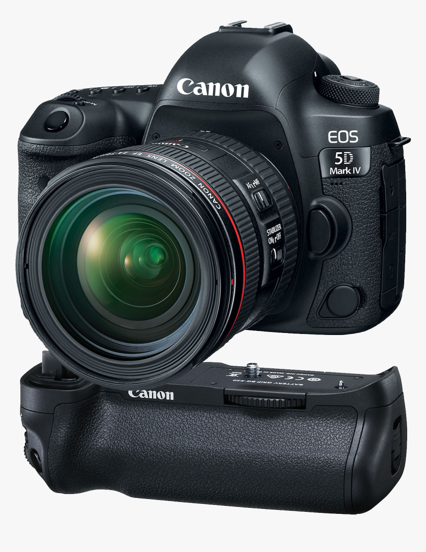 Canon Eos 5d Mark Iv Png - Canon Eos 5d Mark V, Transparent Png, Free Download
