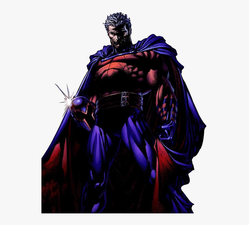 Magneto Villain - Ultimate Magneto, HD Png Download, Free Download