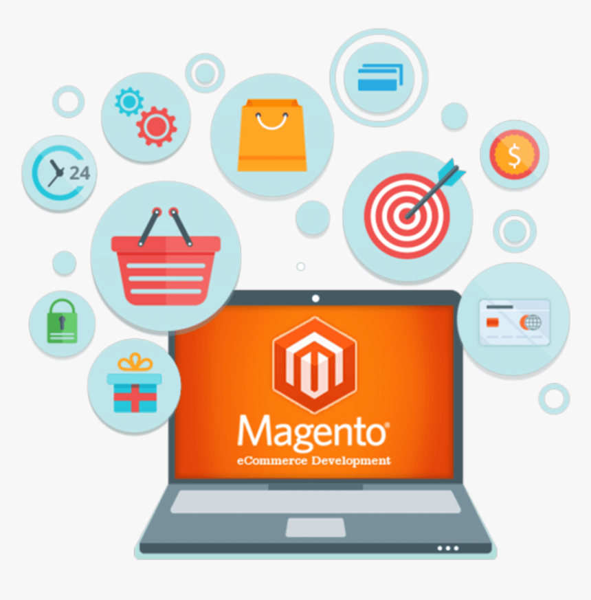 Magento Development , Png Download - Magento E Commerce Website Development, Transparent Png, Free Download