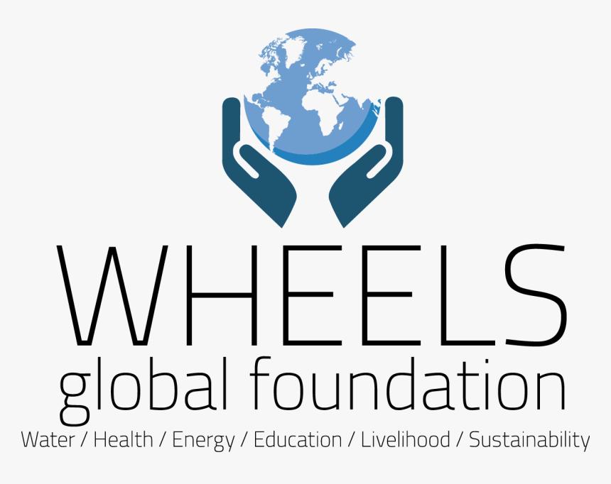 Logo12 - Wheels Global Foundation, HD Png Download, Free Download