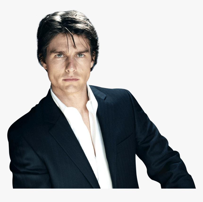 Tom Cruise Looking Tom Cruise Hd Png Download Kindpng