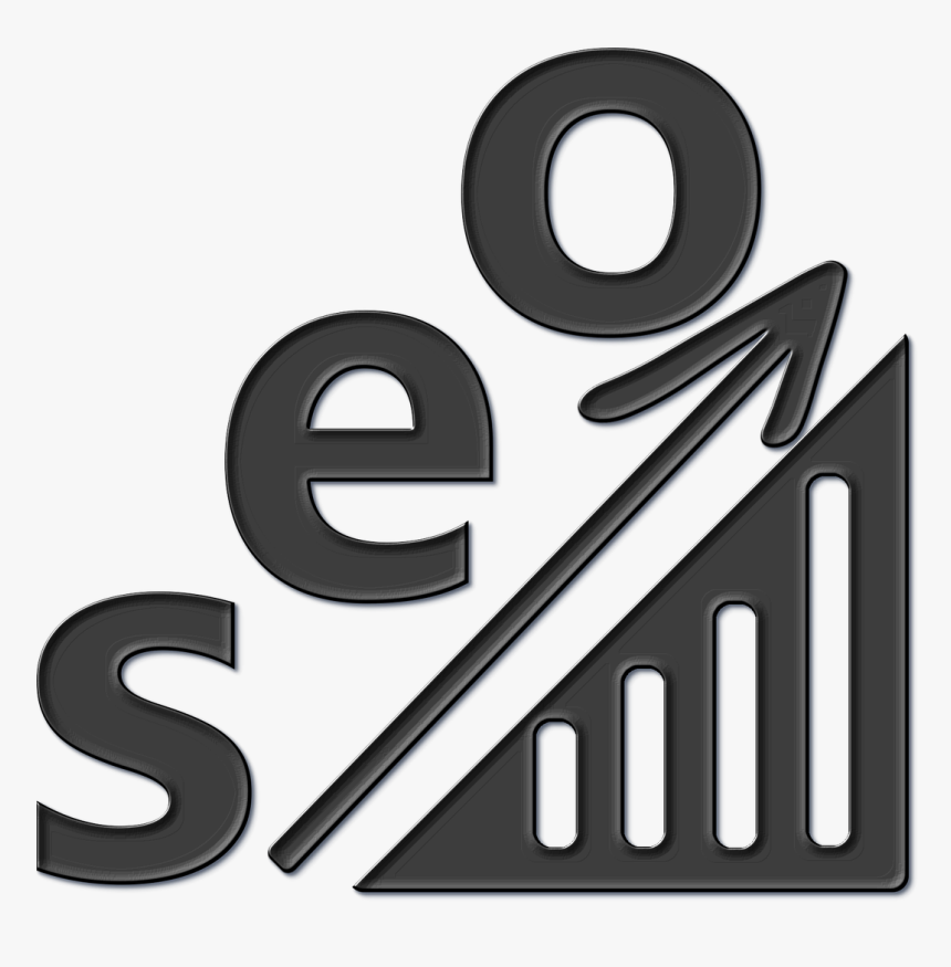 Search Engine Optimization Black And White, HD Png Download, Free Download