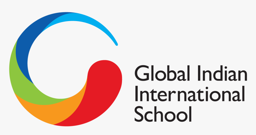 Global Indian International School Logo Hd Png Download Kindpng