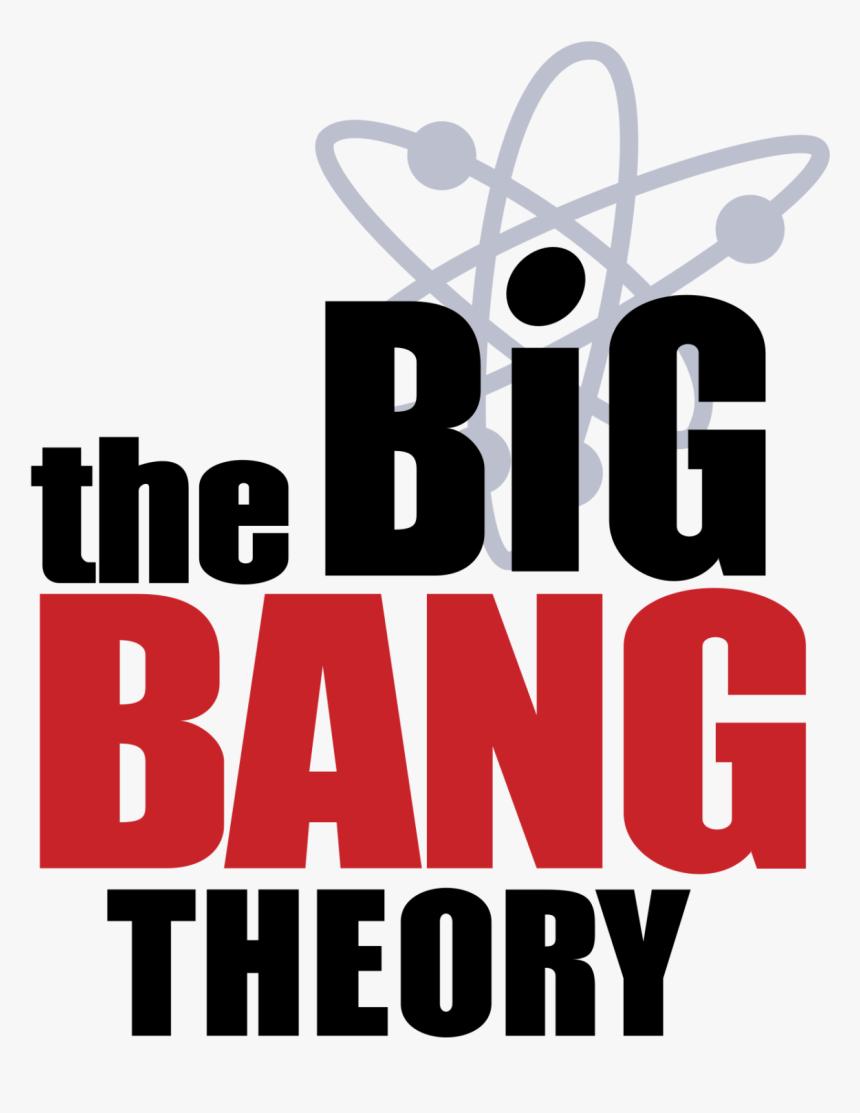 Big Bang Theory Tv Show Logo, HD Png Download, Free Download