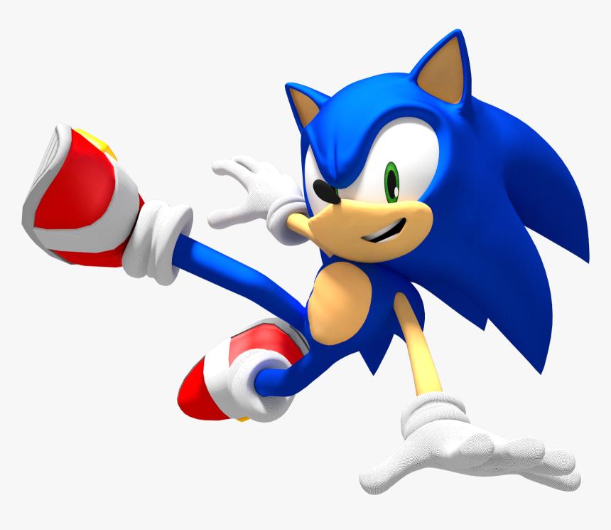 Transparent Sonic 4 Png Sonic The Hedgehog Png Download Kindpng