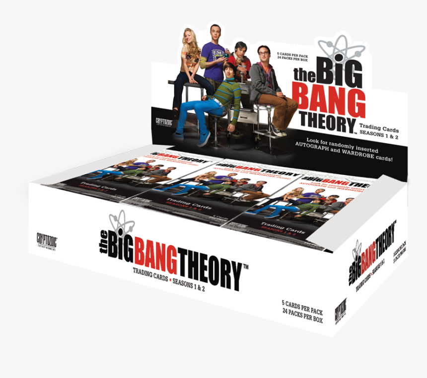 Libros De The Big Bang Theory, HD Png Download, Free Download