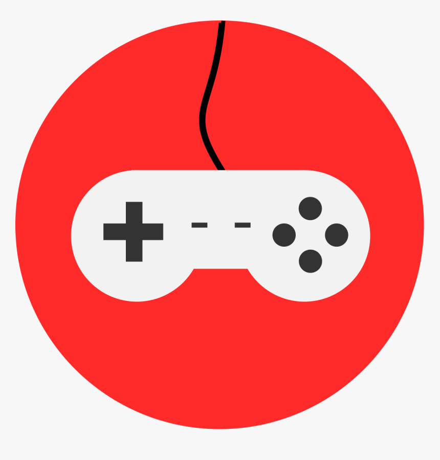 Video Games Icon, HD Png Download, Free Download
