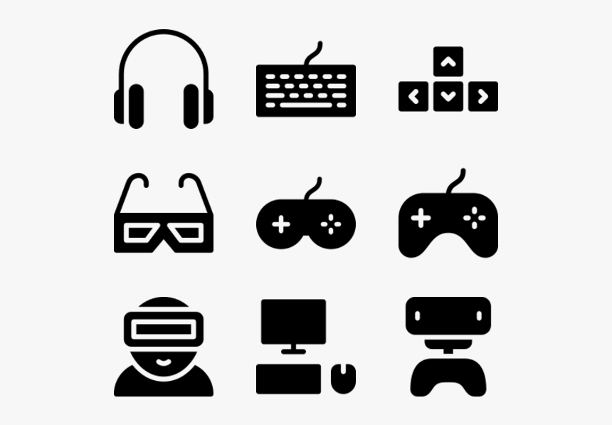 New Video Game Png, Transparent Png, Free Download