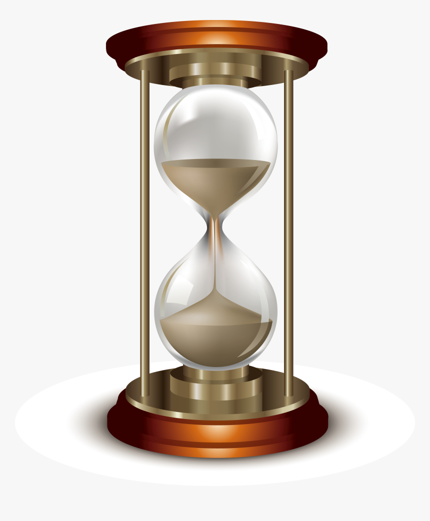 Drawing Time Hourglass Huge Freebie Download For Powerpoint - Tiempo Reloj De Arena Png, Transparent Png, Free Download