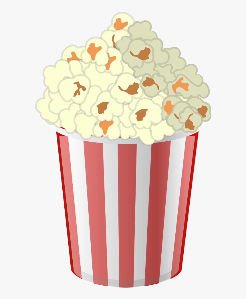 Transparent Popcorn Transparent Png - Emoji Pochoclo, Png Download, Free Download