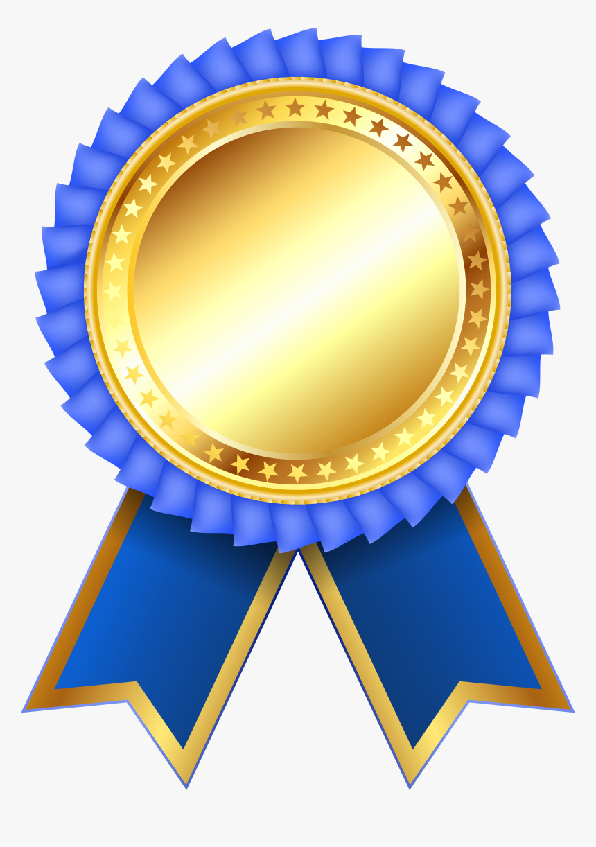 Transparent Background Award Ribbon, HD Png Download, Free Download