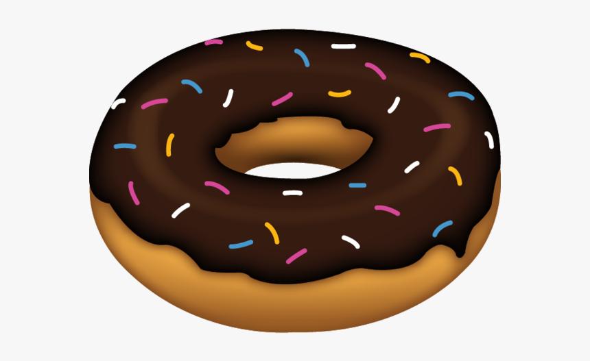 Donut Emoji Png, Transparent Png, Free Download