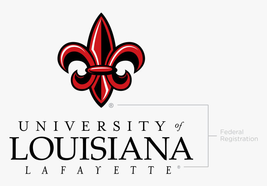 University Of Louisiana At Lafayette, HD Png Download, Free Download