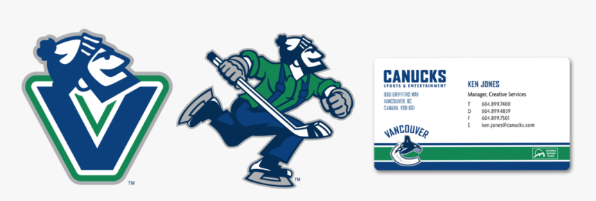 "Here""s Johnny Canuck Cse Branded Business Card, HD Png Download, Free Download"