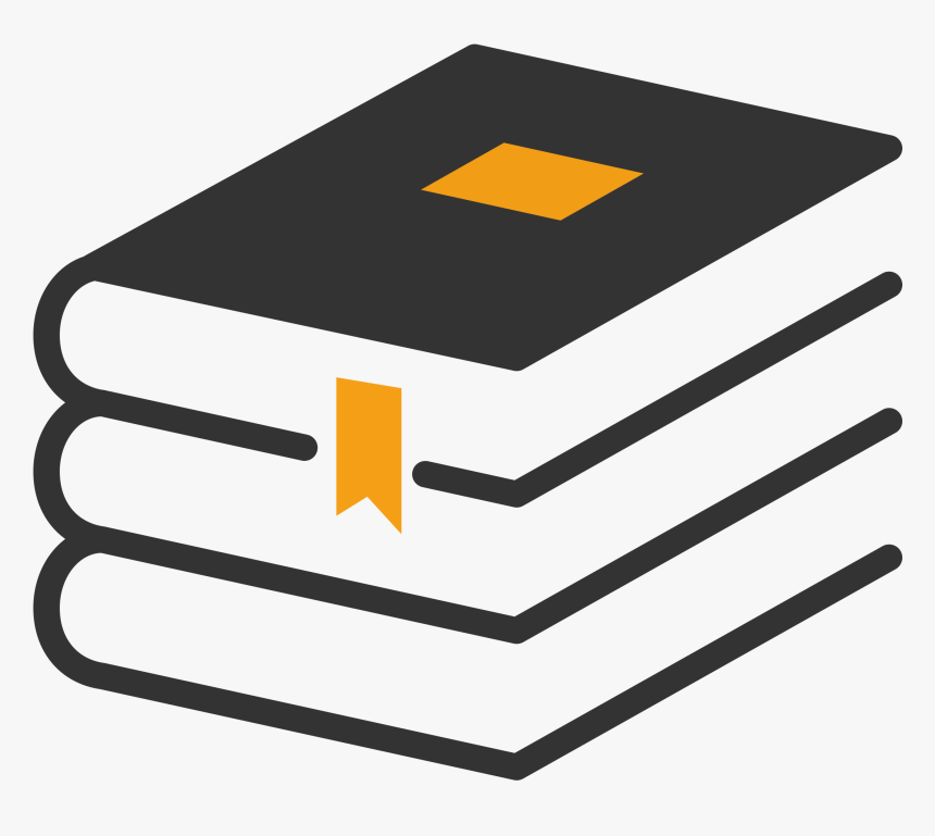 Icon Book - Transparent Book Icon Png, Png Download, Free Download