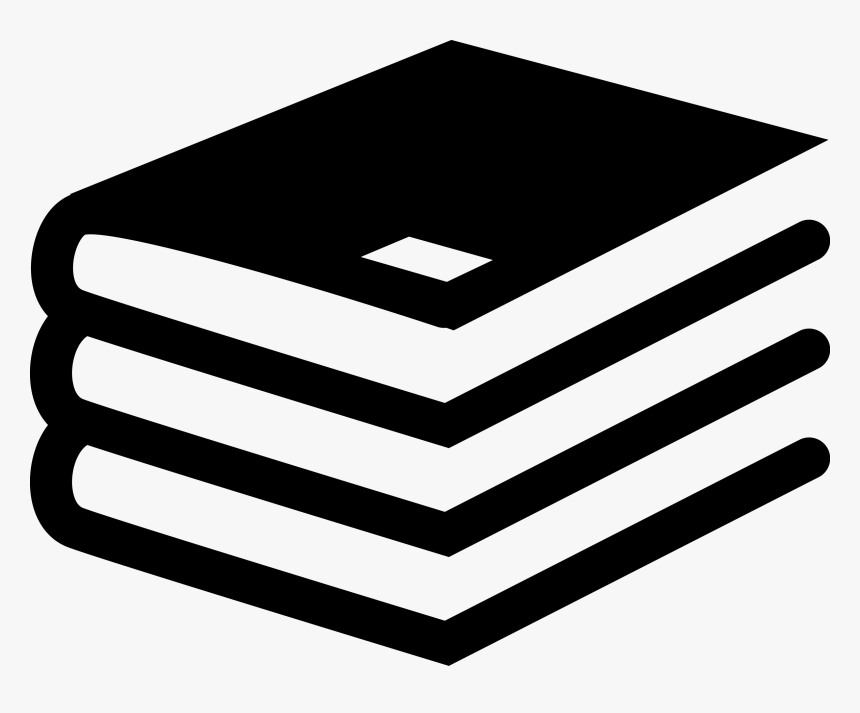 books icon png clip art stack of books - school books icon png, transparent