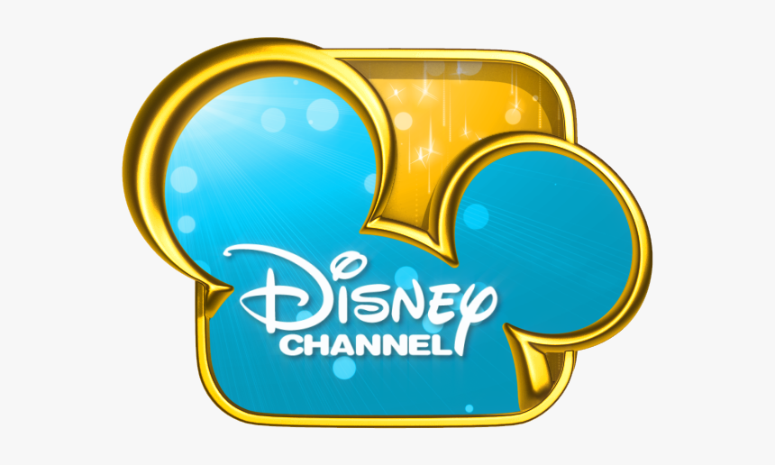Dc Audition History - Logo Purple Disney Channel, HD Png Download, Free Download