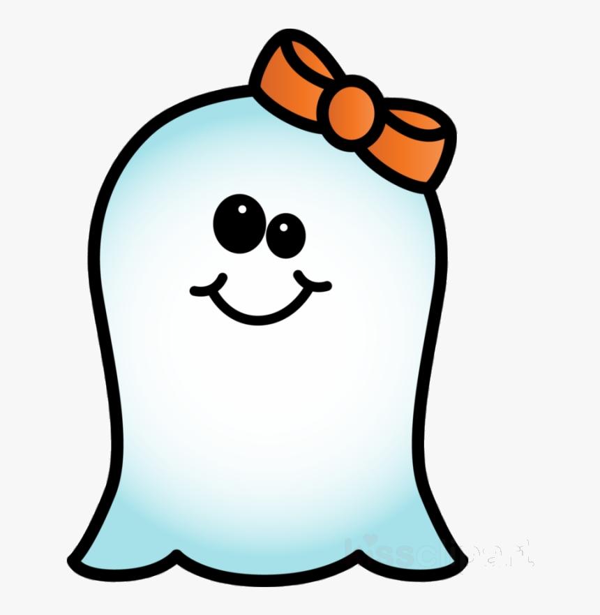 Ghost Cute Halloween Clipart Clip Art Transparent ...