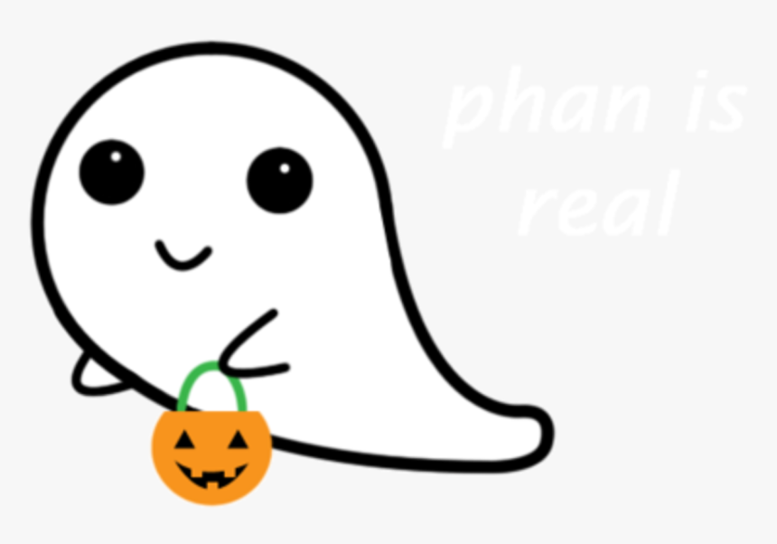 Halloween Cute Ghost Png Clipart , Png Download - Halloween Cute Ghost Clipart, Transparent Png, Free Download