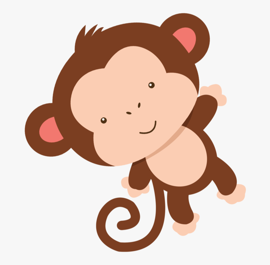 Baby Monkey Clipart, HD Png Download, Free Download