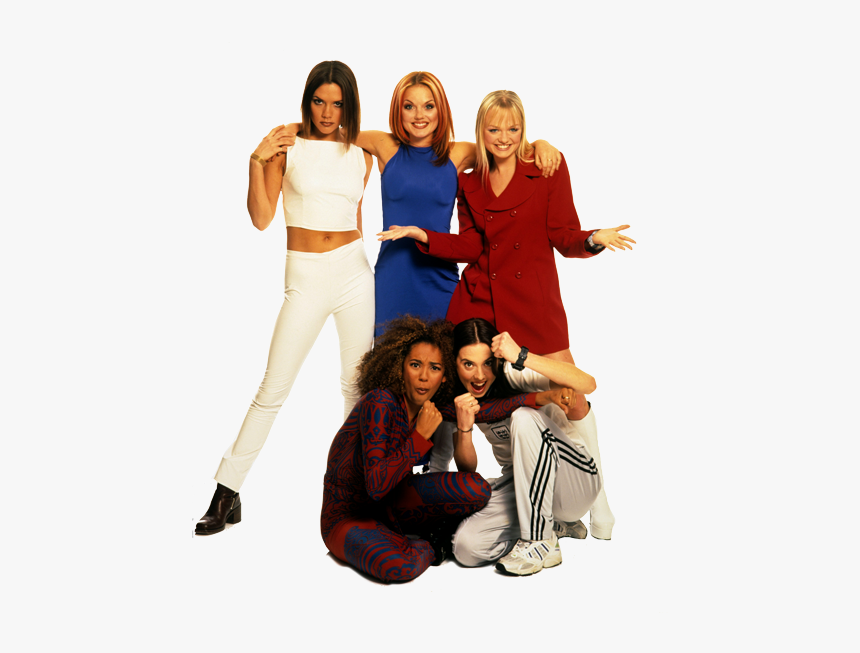 Spice Girls No Background, HD Png Download, Free Download
