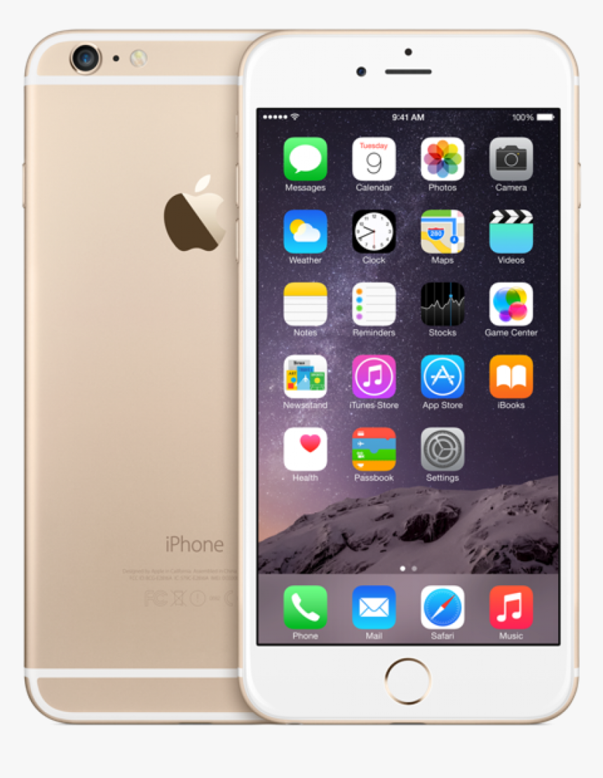 Iphone 6s Plus Png - Iphone 6s Images Download, Transparent Png, Free Download