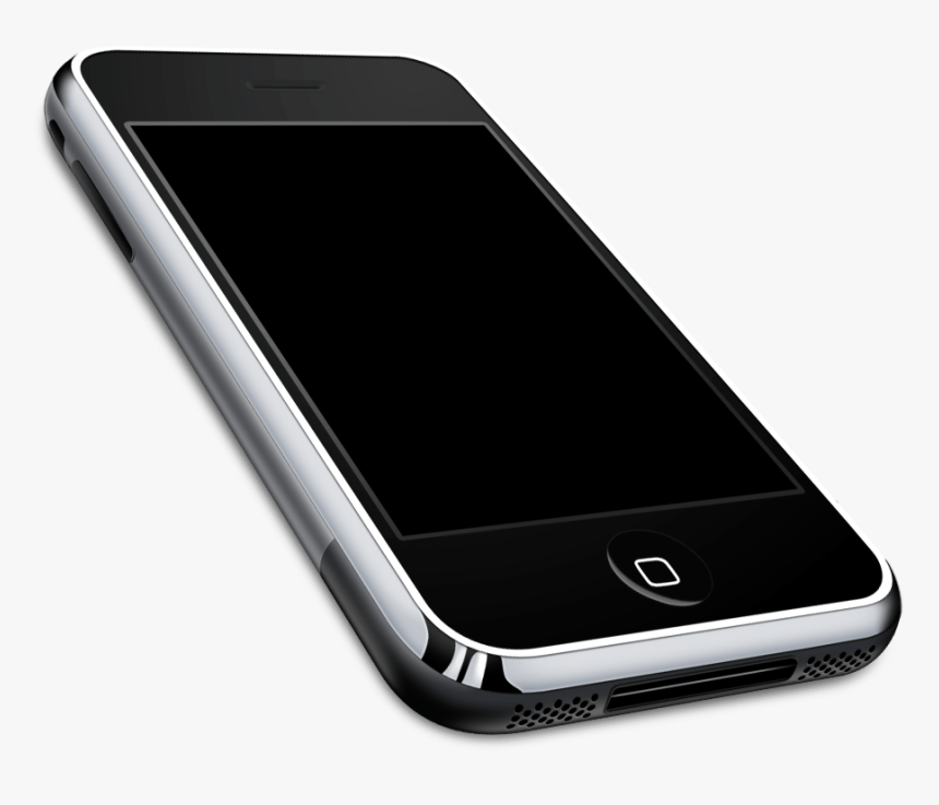 Iphone 3gs - Cell Phone Transparent Background, HD Png Download, Free Download