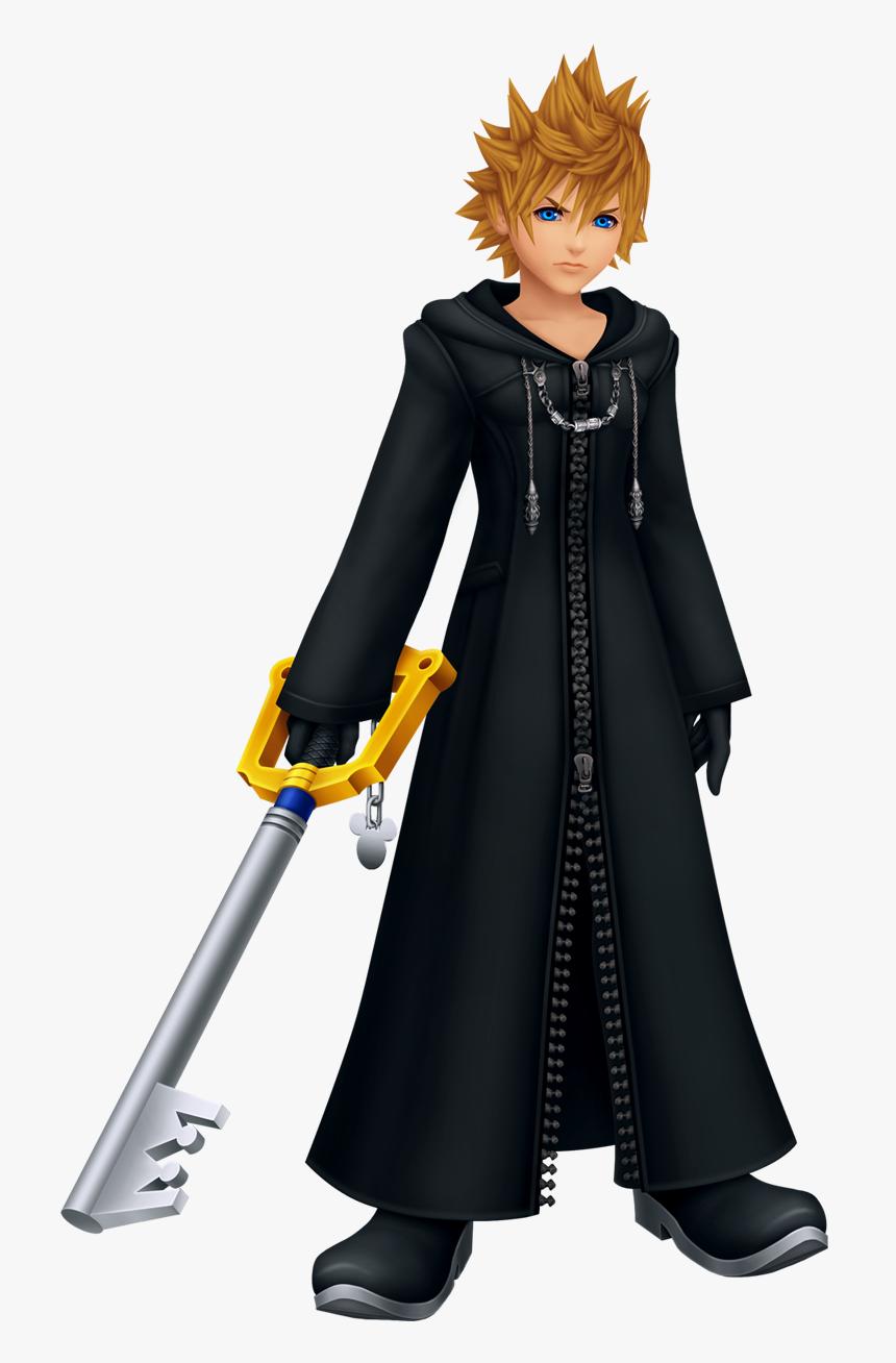 Roxas Days - Kingdom Hearts Roxas Render, HD Png Download, Free Download