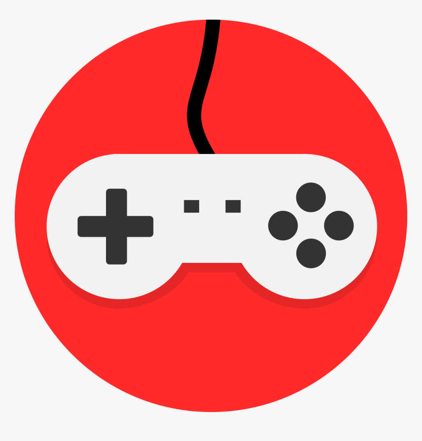 Video Game Controller Icon D Edit - Video Game Icon File, HD Png Download, Free Download