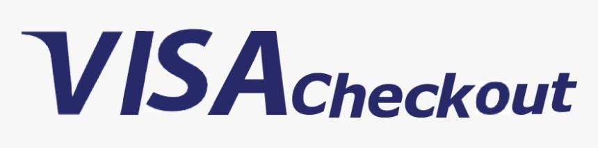 Visa Checkout Logo Png, Transparent Png - kindpng