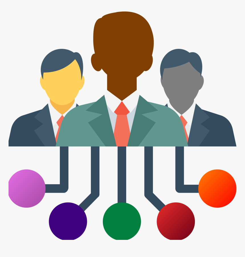Businessperson Consultant Company - Project Management Team Icon, HD Png Download, Free Download