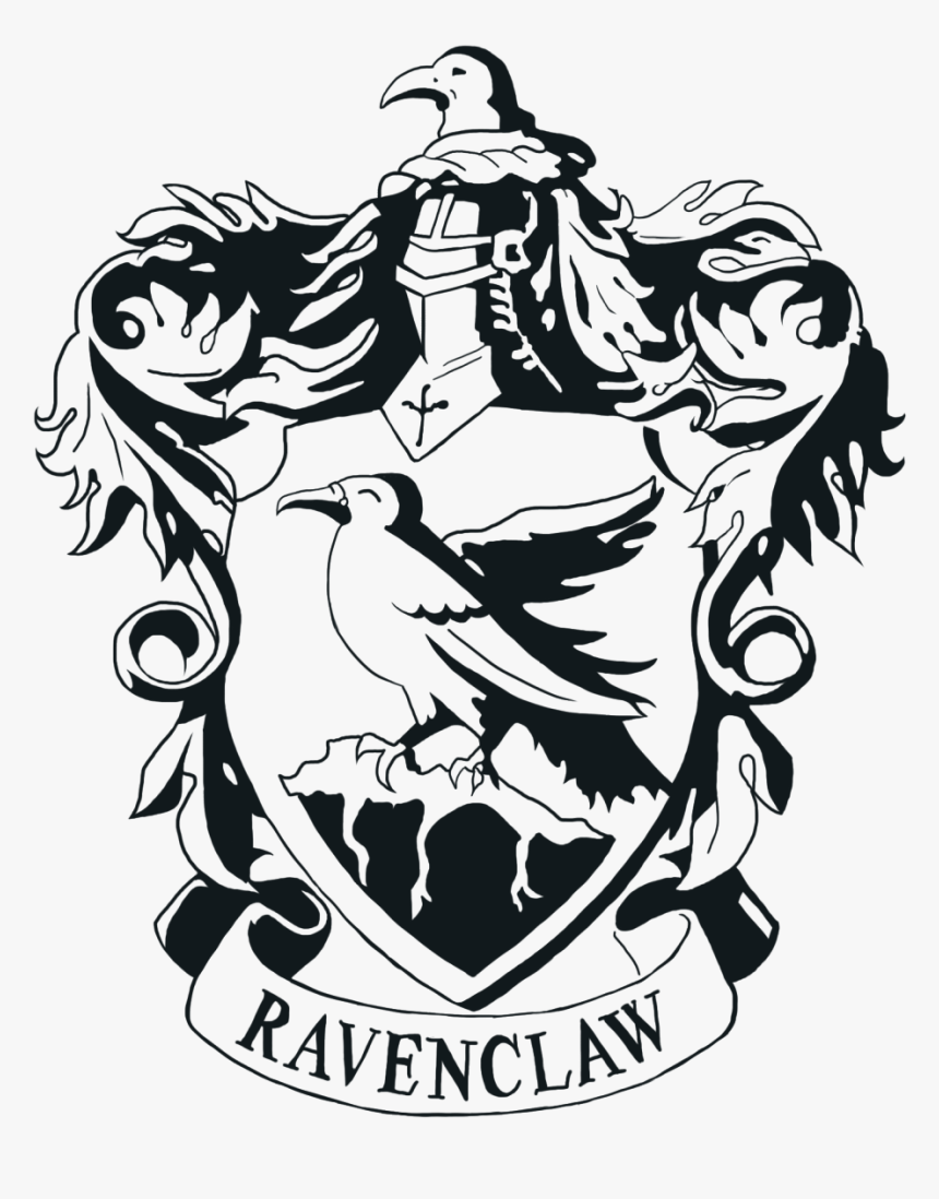 Ravenclaw House Harry Potter T Shirt Hogwarts School Ravenclaw