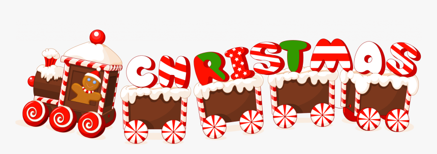 Free Christmas Banner Clipart Cute Christmas Clip Art Hd Png Download Kindpng