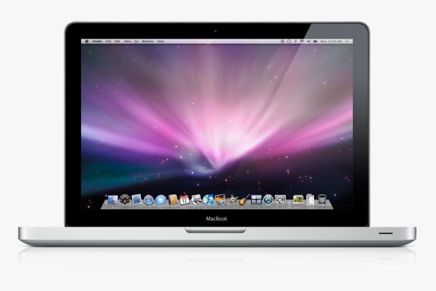 Transparent Mac Laptop Png - Macbook Pro Unibody 13 Inch, Png Download, Free Download