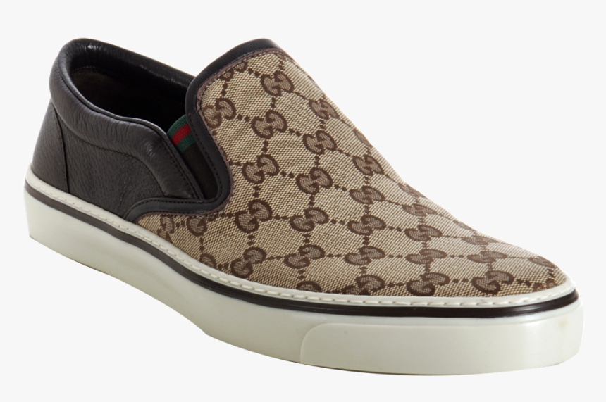 Gucci Shoes Png - Slip On Gucci Vans