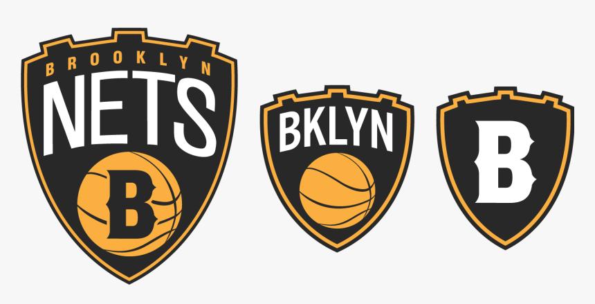 Alternate Brooklyn Nets Logo, HD Png Download, Free Download