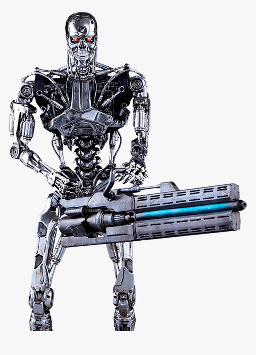 Terminator - Endoskeleton Full Body Terminator, HD Png Download, Free Download