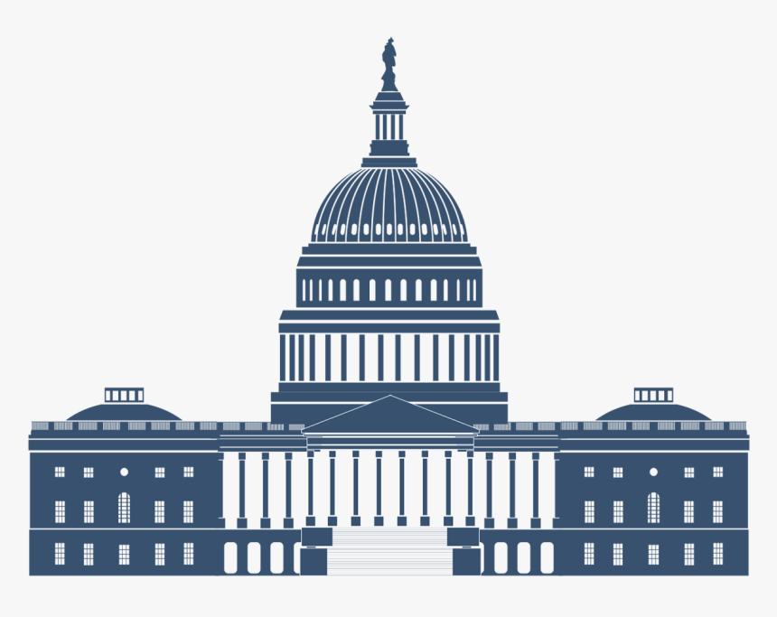Us Capitol Building Png, Transparent Png, Free Download