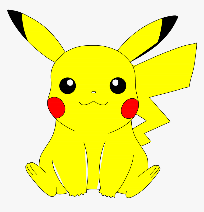 Transparent Pikachu Face Png - Pokemon Pikachu Pikachu Meme, Png Download, Free Download