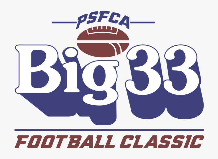 Big 33 Football Classic Connection With Super Bowl - Big 33 Football Classic, HD Png Download, Free Download