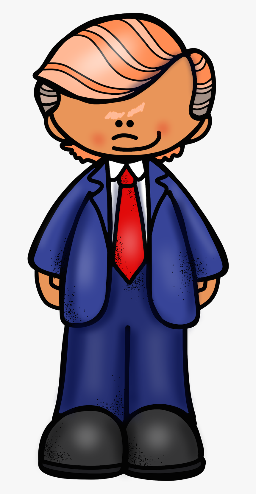 Transparent Presidents Day Clipart - Black And White Educlips, HD Png Download, Free Download