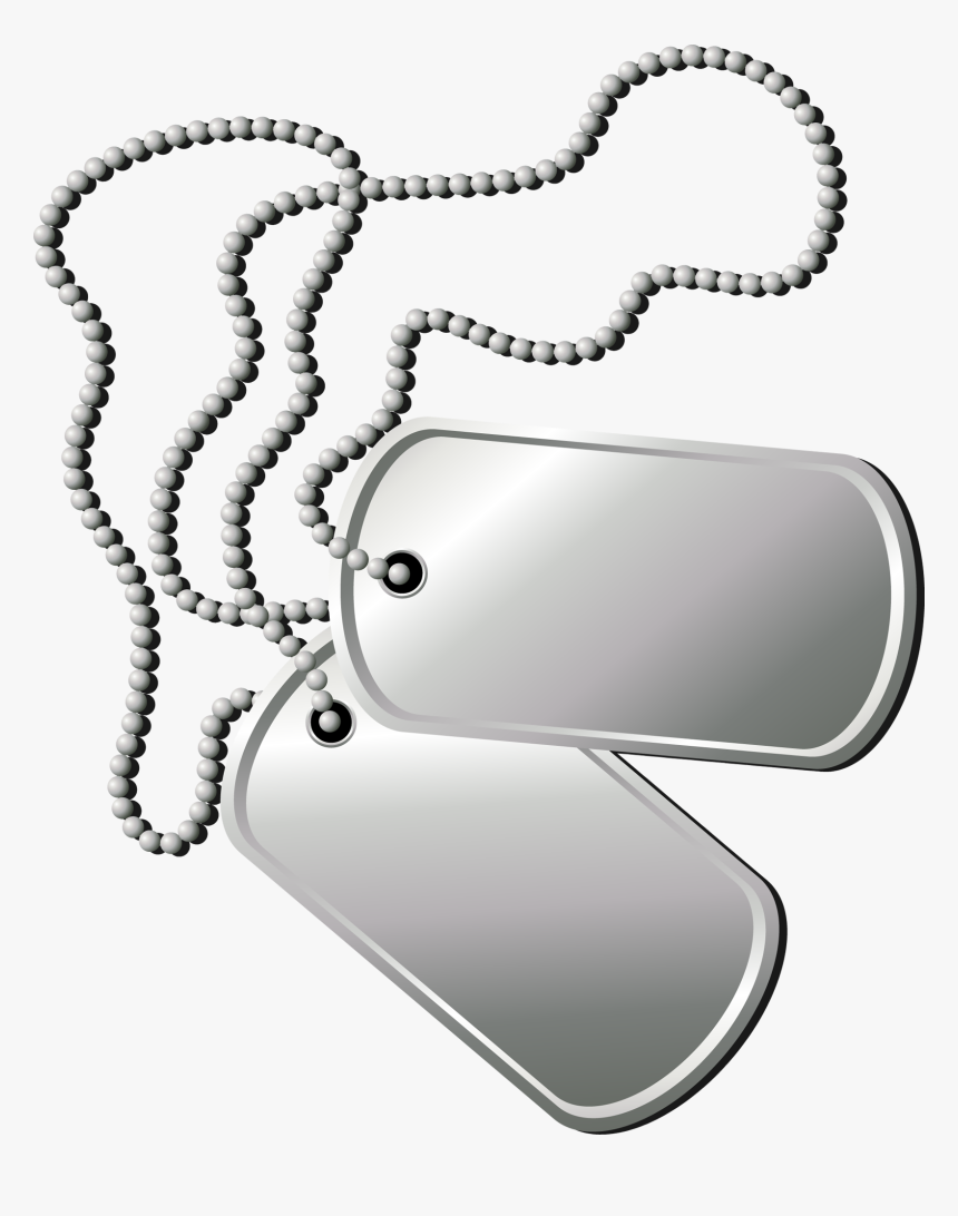 Dog Tag Stock Photography Royalty-free Copyright - Dog Tags Clipart, HD Png Download, Free Download