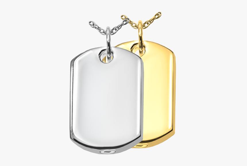 Dog Tag Cremation Jewelry, HD Png Download, Free Download