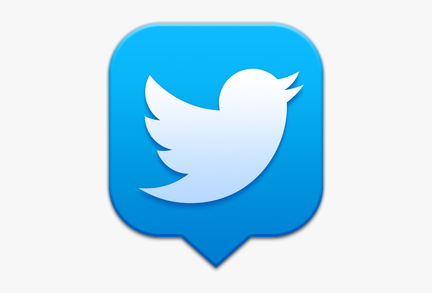 Computer Icons Portable Network Graphics Application - Transparent Background Twitter Logo, HD Png Download, Free Download