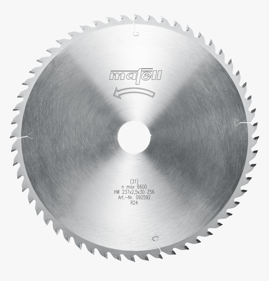 Transparent Saw Blade Png - Blade Saw Rpm, Png Download, Free Download