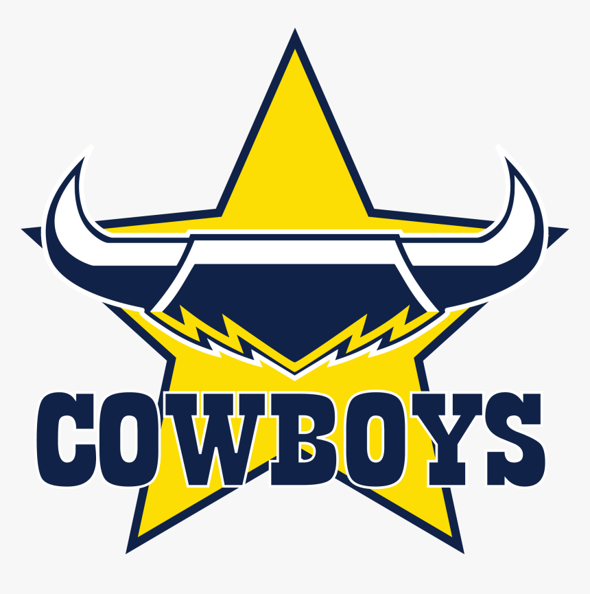Is Losing The Ball Far Too Often And It Tips For Horse - North Queensland Cowboys Logo, HD Png Download, Free Download