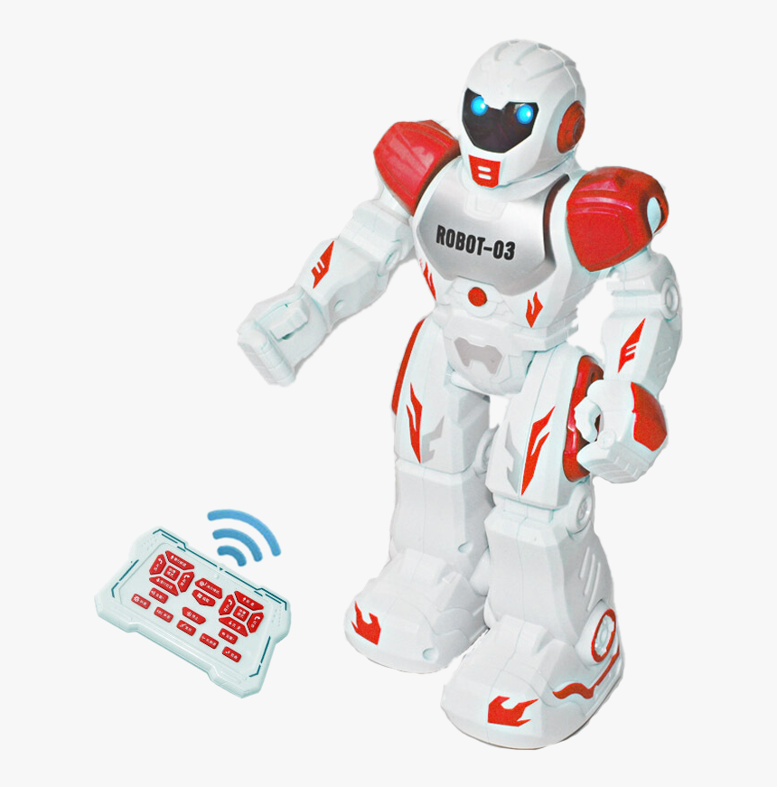 Intelligent Remote Control Robot Toys Children Remote - Robot, HD Png Download, Free Download