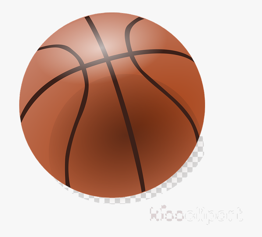 Basketball Ball Circle Transparent Image Clipart Free - Animated Images Of Basketballs, HD Png Download, Free Download