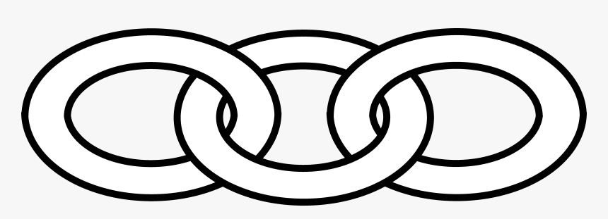 Chain Vector - Chain Clipart Black And White, HD Png Download, Free Download